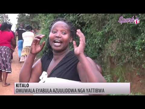 Omukyala eyabula emyezi esatu asangiddwa mufu