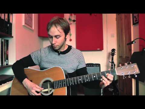 7. The D Chord. Beginner's Guitar Lesson.