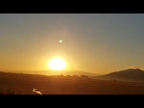 OREGON SUMMER SUNSET