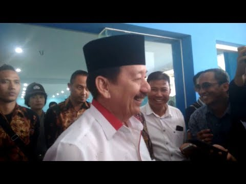 Bakal Calon Gubernur dan Wakil Herman HN - Sutono Lakukan Tes Kejiwaan di RSUAM