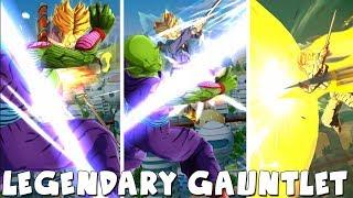NEW SERIES! LEGENDARY SUPER GAUNTLET!   Dragon Ball Legends