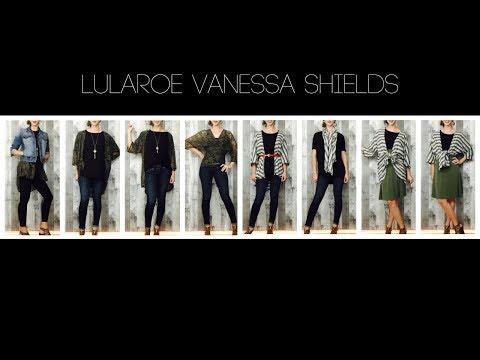 LuLaRoe Lindsay: EIGHT Ways!