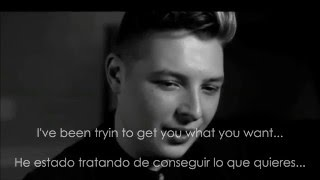 John Newman-Nothing (Subtitulada al Español+Lyrics)