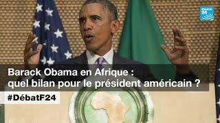 Barack Obama en Afrique : quel bilan? (partie 2) France24