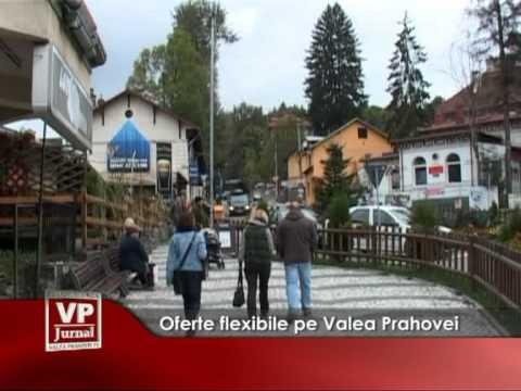 Oferte flexibile pe Valea Prahovei