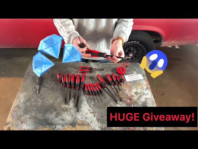 Youtube Video for Screwdriver Set (20pc or 14pc Sets) by Ares Garage
