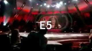 Jordin Sparks Live Belts: C5-G#5