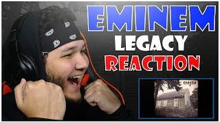 🔥🔥 REACTION!! 🔥🔥 Eminem - Legacy