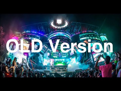 Avicii - Heaven (Old Version) live at UMF2016