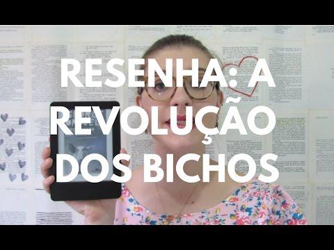 RESENHA: A REVOLUÇÃO DOS BICHOS (GEORGE ORWELL) por Gabriela Pedrão