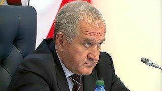 Полпред президента в СЗФО Владимир Булавин принял участие в совещании в правительстве региона