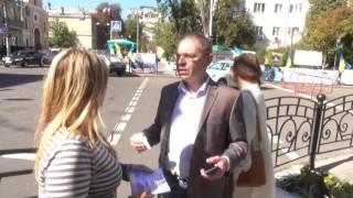 Пашинский забыл как зовут Саакашвили и послал его .....