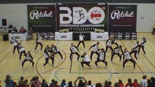 RELENTLESS - BDO Scottish Street Dance Championships 2017
