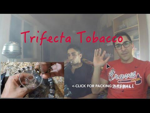 Trifecta Tobacco: Mediterranean / Moroccan Mint