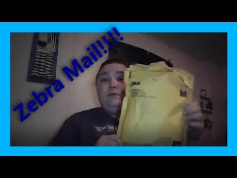 Zebra Mail!!!!