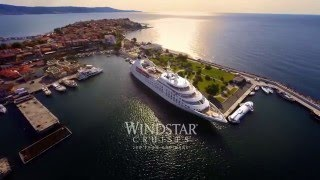 Windstar Cruises: Small Ship Luxury Cruise in Europe