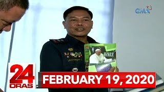 24 Oras Express: February 19, 2020 [HD]