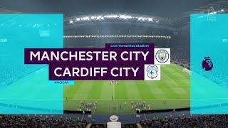 Manchester City Vs Cardiff City 2-0 | Premier League - EPL | 03.04.2019