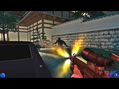 James Bond 007 Nightfire Walkthrough Pc 1 By Bballuk Game Walkthroughs