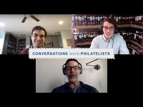 Conversations with Philatelists Episode 19: Mark Cwiakala