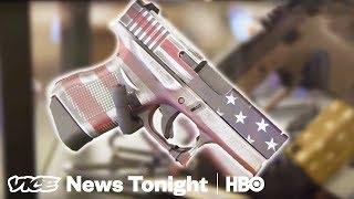 How Gun Shops Could Help Prevent Gun-Based Suicides (HBO)