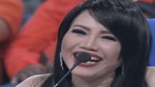 Ngakak Abis! Tingkah Rina Nose Dan Gilang Dirga Bikin Sakit Perut (D'Academy 4 Top 15 Show Group 5)