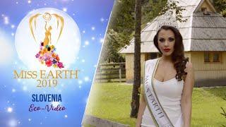 Charnee Bijon Bonno Miss Earth Slovenia 2019 Eco Video