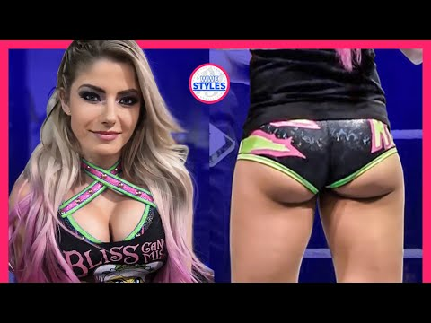 WWE Alexa Bliss Hot & Sexy combination #3 🍑🔥🔥