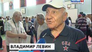 Хоккеист питерского СКА Артемий Панарин привез в Коркино Кубок Гагарина
