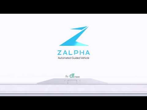 Zalpha MG-E Automotive Guided Vehicle