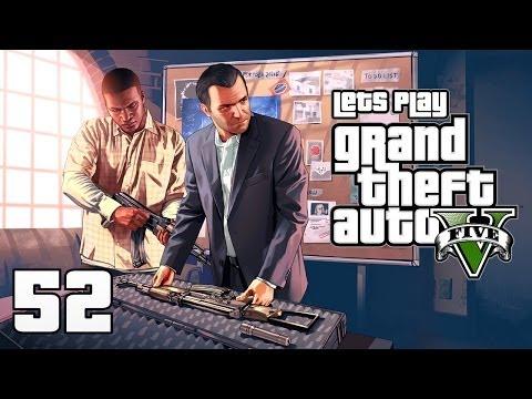 GTA V Lets Play - Part 52 - The Sex Tape (GTA V Walkthrough)