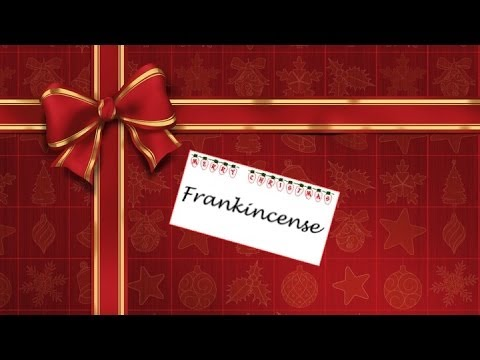 """Gifts for a King"" Part 2 – Frankincense – Raymond Woodward"