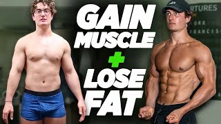 BODYBUILDING GUIDE TO BULKING & CUTTING | FULL BACK WORKOUT