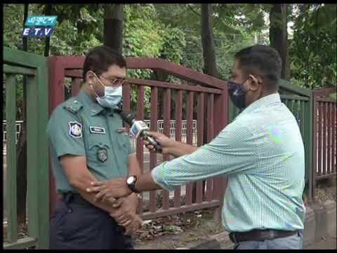 Lockdown Live Dhaka | 24 July 2021 | ETV News