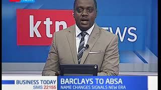 Barclays Africa Group Limited officially changes name to ABSA Group