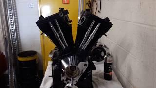 1340 Evo Motor Build