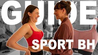 Der perfekte Sport BH   Den richtigen Sport BH finden   BH Guide