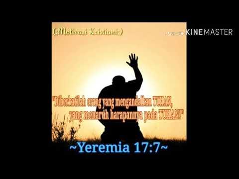 (Status Sosmed Menyentuh Hati) 1 mnt Motivasi Bangga Jadi Umat Kristen