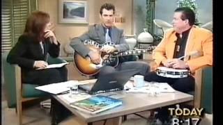 "Chris Isaak - ""Today"" Show - 1999 - Part 1"