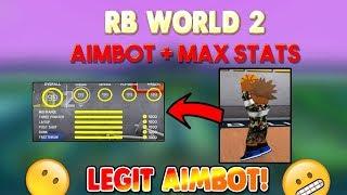 *NEW* RB WORLD 2 STAT CHANGE | AIMBOT SCRIPT - SUPER LEGIT!