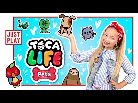 TOCA LIFE PETS // ТОКА ЛАЙФ ПИТОМЦЫ // ЛЕТСПЛЕЙ ОТ ВАРИ (Let's Play)