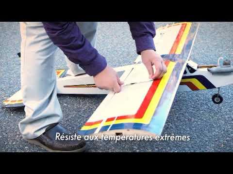 Découvrir le ruban de réparation adhésif FIX TAPE
