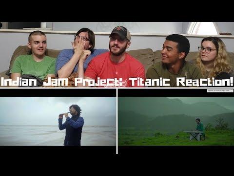 titanic-music-indian-version--tushar-lall-tijp-reaction