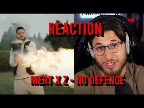 """Yavi Tv reagiert auf """"Mert x Z - No Defence"""