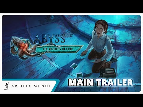 Abyss: The Wraiths of Eden Official Trailer thumbnail