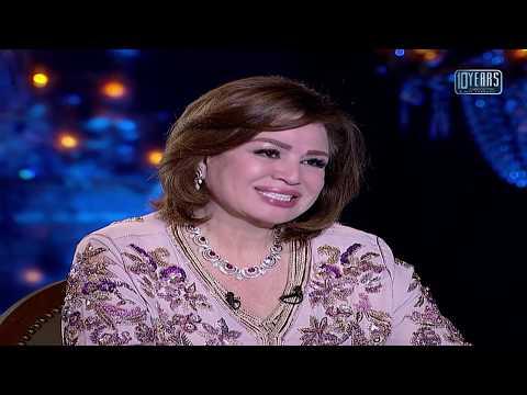 العرب اليوم - شاهد: إلهام شاهين تكشف رأيها في تأدية دور جريء مع إيناس الدغيدي