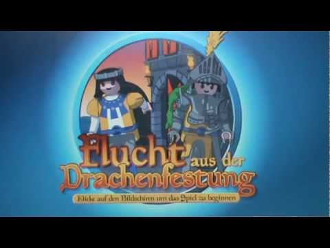 Let's Play Playmobil Fun & Action Part 5 Flucht aus der Drachenfestung (Part 1/2)