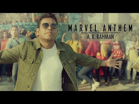 Marvel Anthem | Tamil | A.R.Rahman