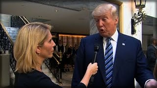 WOW! WATCH TRUMP TURN TO A CNN REPORTER & TEAR HER A NEW ONE IN THIS EPIC 35 SECOND VIDEO!