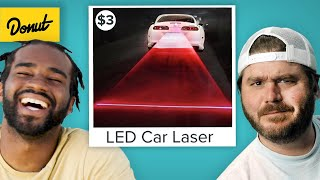 We Bought the Dumbest Car Products on Wish.com Again